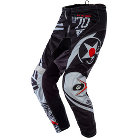 O'Neal Element Broek Heren, warhawk-black/gray